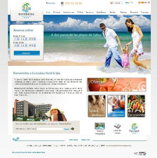 Home Page Eurosalou